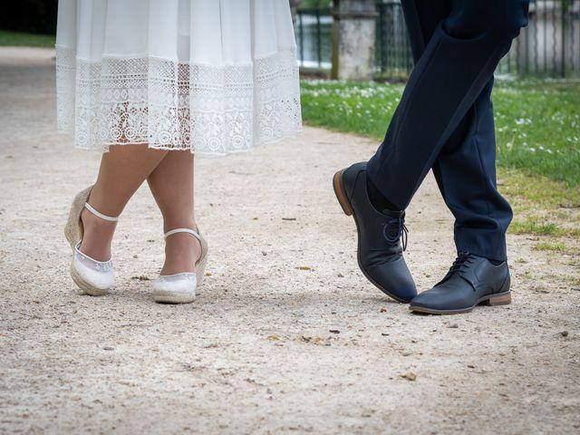 Le mariage de Julien et Laetitia à Olivet, Loiret 1