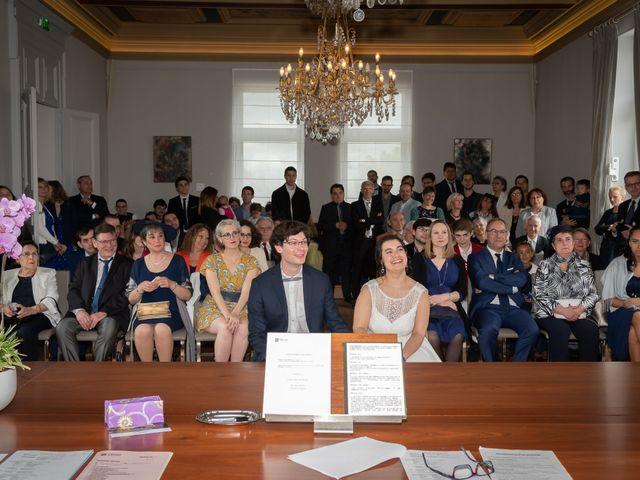 Le mariage de Julien et Laetitia à Olivet, Loiret 8
