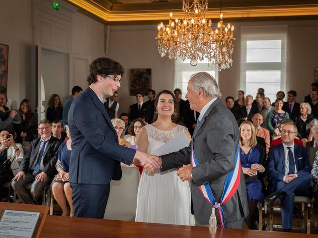 Le mariage de Julien et Laetitia à Olivet, Loiret 12