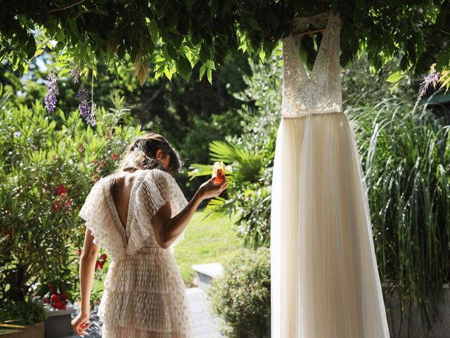 Le mariage de Pierre et Violaine à Vourles, Rhône 9