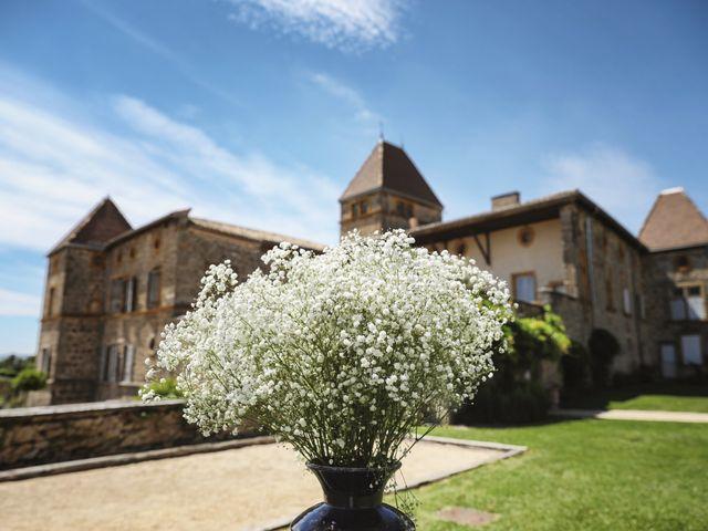 Le mariage de Pierre et Violaine à Vourles, Rhône 19