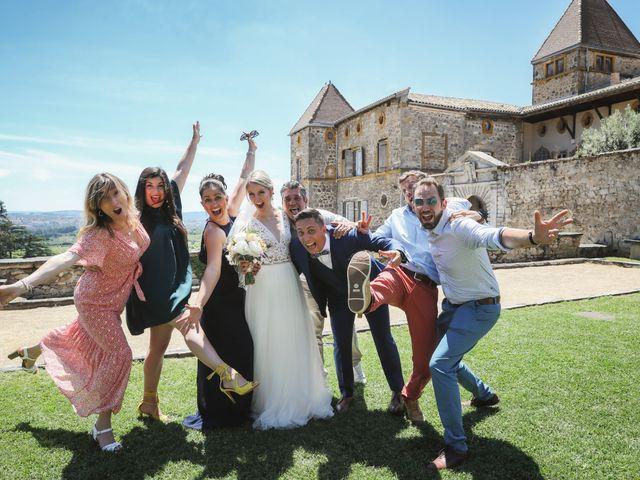 Le mariage de Pierre et Violaine à Vourles, Rhône 22