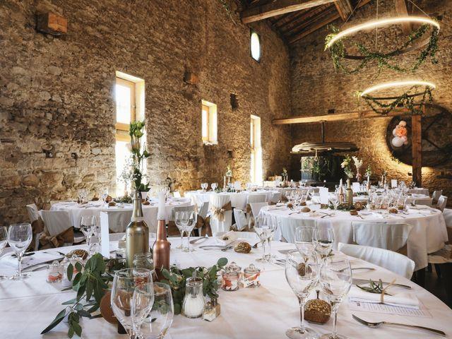 Le mariage de Pierre et Violaine à Vourles, Rhône 27