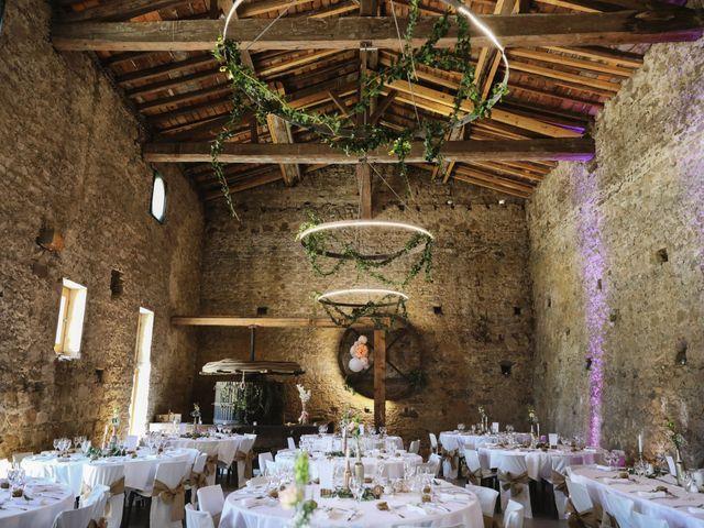 Le mariage de Pierre et Violaine à Vourles, Rhône 29