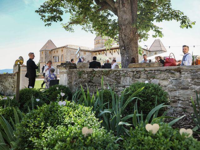 Le mariage de Pierre et Violaine à Vourles, Rhône 35