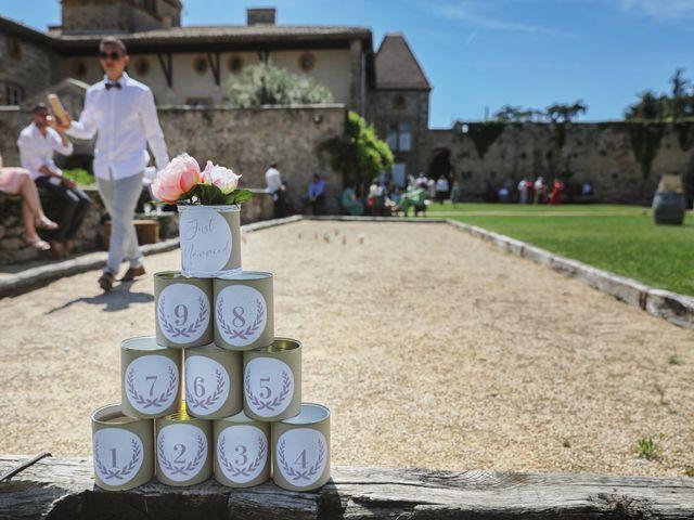 Le mariage de Pierre et Violaine à Vourles, Rhône 36