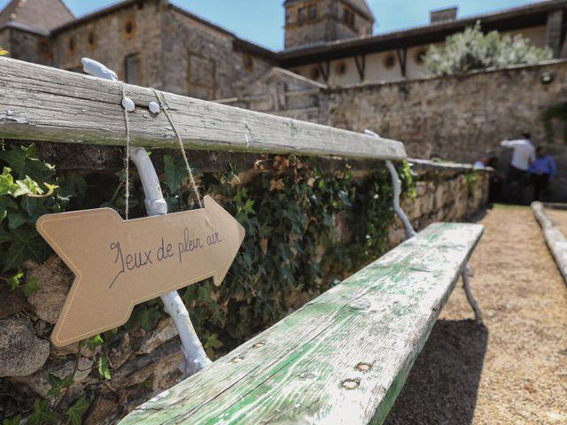 Le mariage de Pierre et Violaine à Vourles, Rhône 39