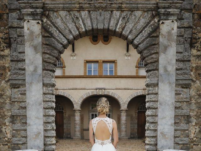 Le mariage de Pierre et Violaine à Vourles, Rhône 62