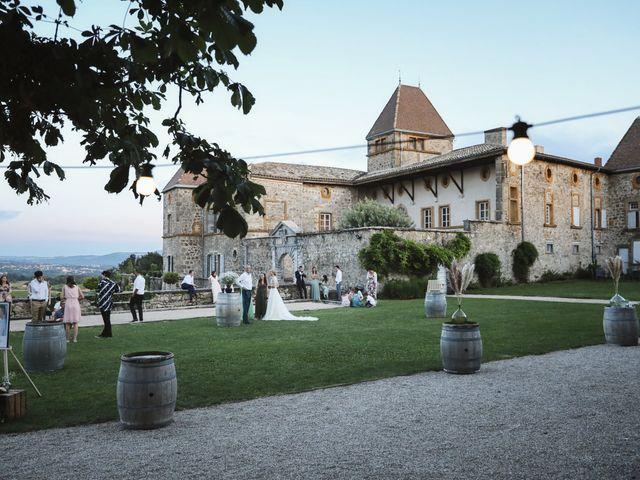 Le mariage de Pierre et Violaine à Vourles, Rhône 66