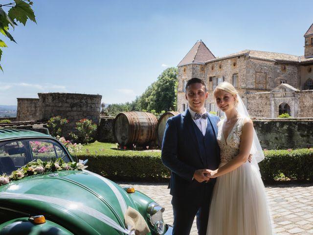 Le mariage de Pierre et Violaine à Vourles, Rhône 73