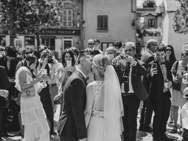 Le mariage de Pierre et Violaine à Vourles, Rhône 74