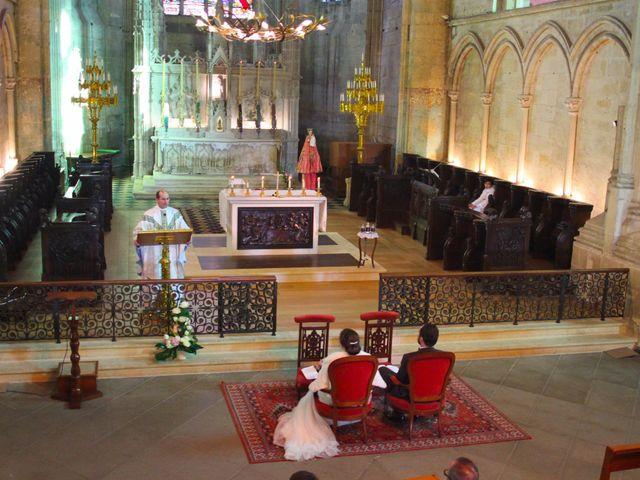 Le mariage de Benjamin et Margaux à Saint-Émilion, Gironde 5
