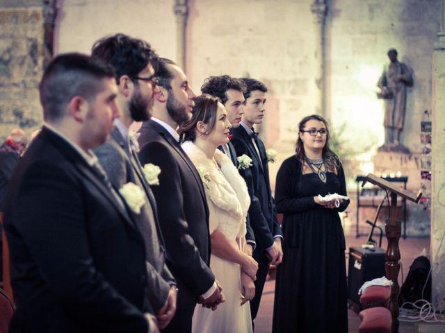 Le mariage de Benjamin et Margaux à Saint-Émilion, Gironde 7