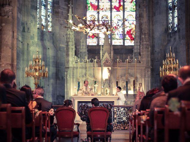 Le mariage de Benjamin et Margaux à Saint-Émilion, Gironde 1