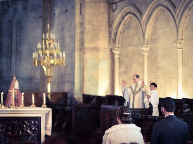 Le mariage de Benjamin et Margaux à Saint-Émilion, Gironde 11
