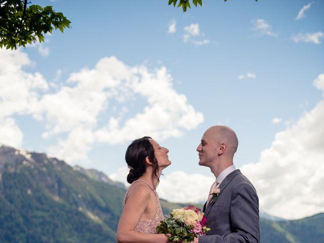 Le mariage de Siera et Chad