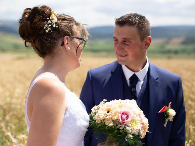 Le mariage de Romain et Elsa à Allenc, Lozère 12