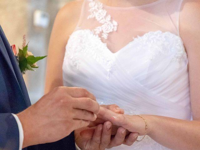 Le mariage de Romain et Elsa à Allenc, Lozère 16