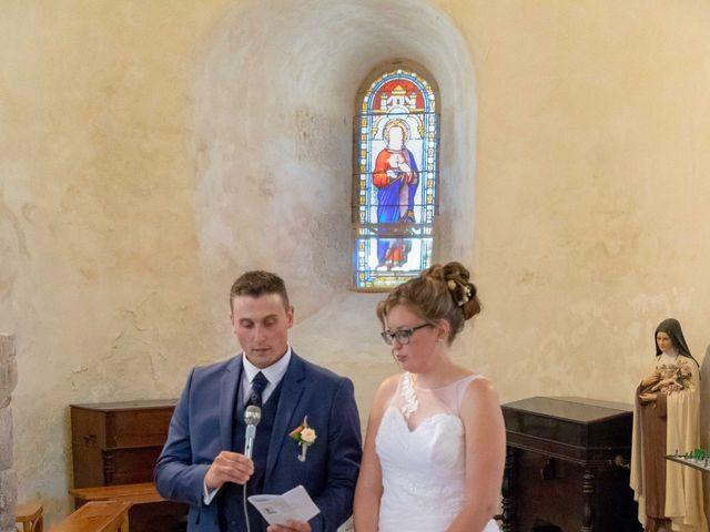 Le mariage de Romain et Elsa à Allenc, Lozère 17