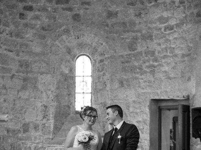 Le mariage de Romain et Elsa à Allenc, Lozère 19