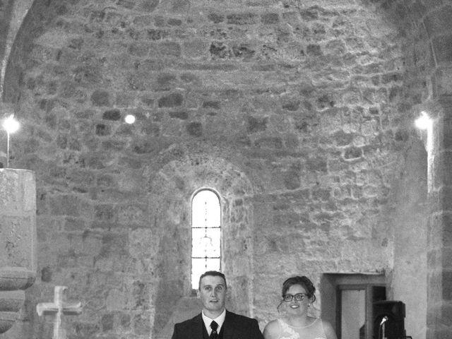 Le mariage de Romain et Elsa à Allenc, Lozère 20