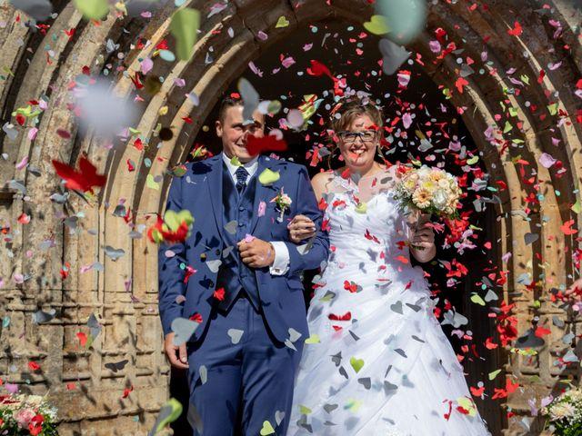 Le mariage de Romain et Elsa à Allenc, Lozère 21