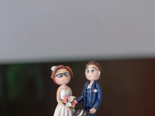 Le mariage de Romain et Elsa à Allenc, Lozère 23