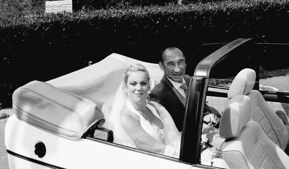 Le mariage de Christophe et Cindy  à Mortain, Manche