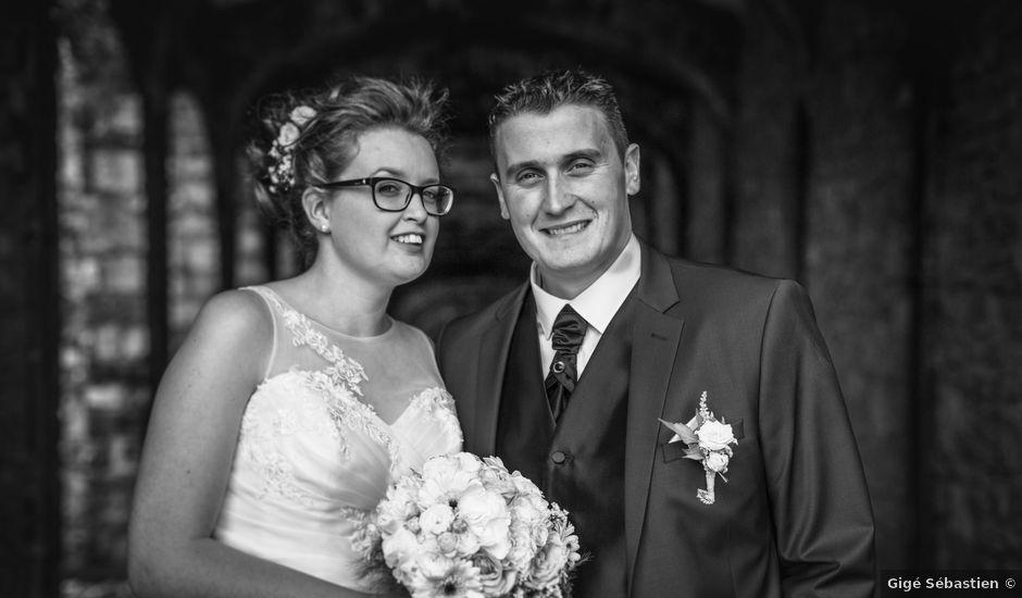 Le mariage de Romain et Elsa à Allenc, Lozère