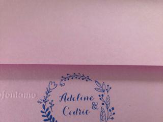 Le mariage de Adeline  et Cedric  3