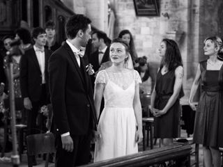 Le mariage de Delphine et Pierre-Antoine 1