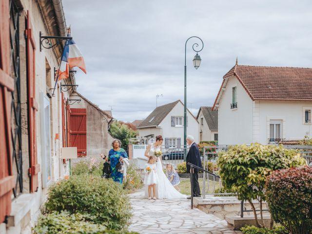 Le mariage de Mélodie et Julien à Le Mesnil-en-Thelle, Oise 3
