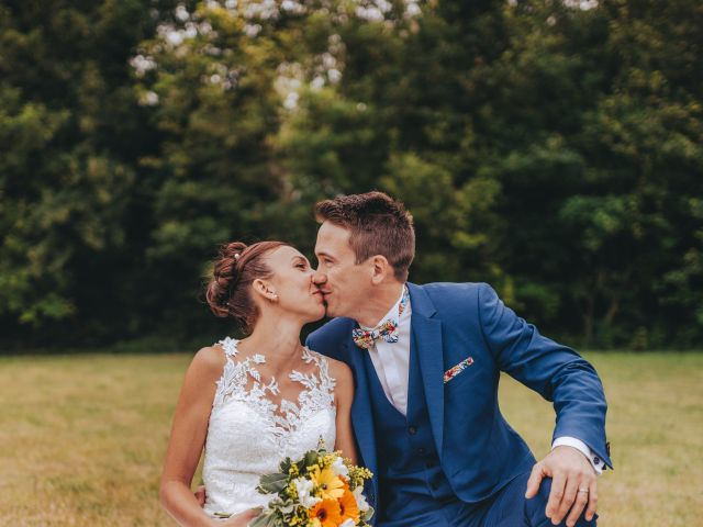 Le mariage de Mélodie et Julien à Le Mesnil-en-Thelle, Oise 8