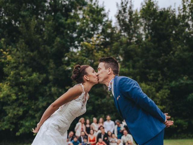 Le mariage de Mélodie et Julien à Le Mesnil-en-Thelle, Oise 9