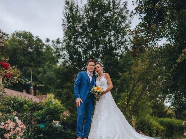 Le mariage de Mélodie et Julien à Le Mesnil-en-Thelle, Oise 11