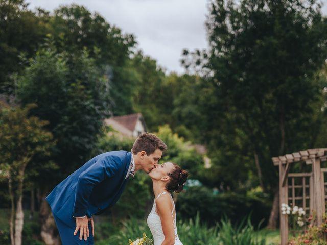 Le mariage de Mélodie et Julien à Le Mesnil-en-Thelle, Oise 12