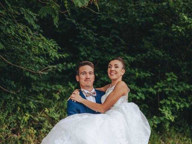 Le mariage de Mélodie et Julien à Le Mesnil-en-Thelle, Oise 14