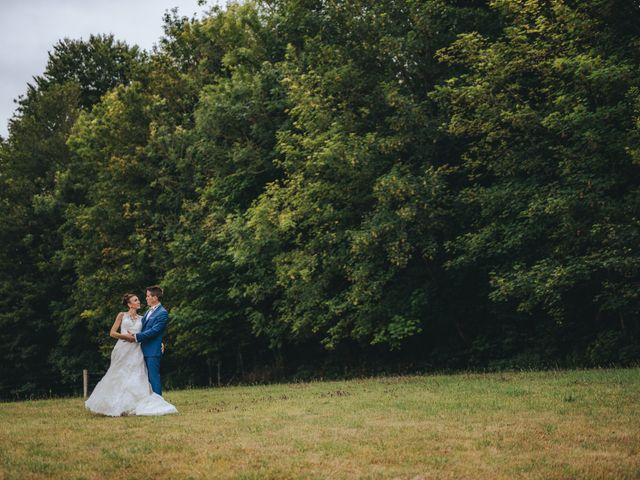 Le mariage de Mélodie et Julien à Le Mesnil-en-Thelle, Oise 1