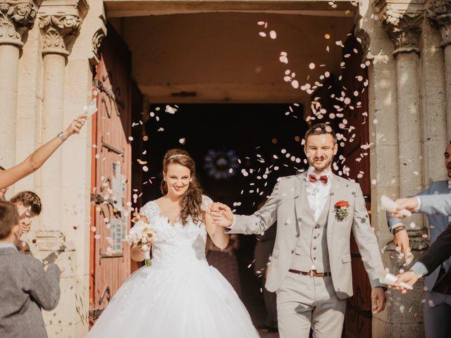 Le mariage de Claire et Julien