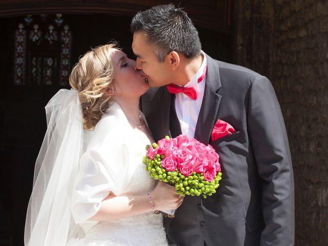 Le mariage de Remy et Sophie à Tullins, Isère 16