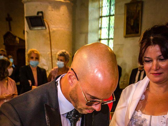 Le mariage de Vincent et Annabelle à Glaignes, Oise 6