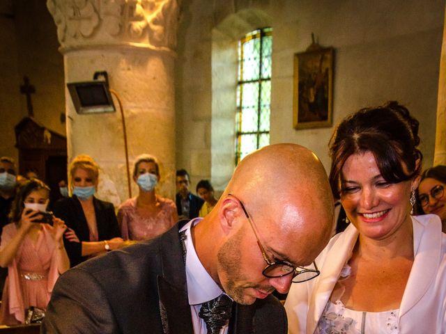 Le mariage de Vincent et Annabelle à Glaignes, Oise 7