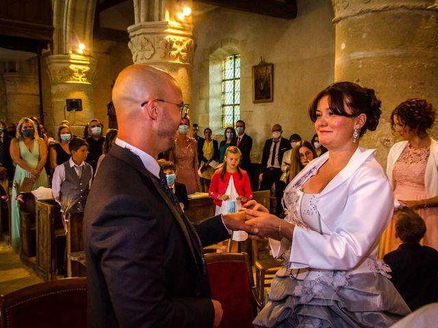 Le mariage de Vincent et Annabelle à Glaignes, Oise 8