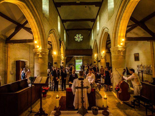 Le mariage de Vincent et Annabelle à Glaignes, Oise 9