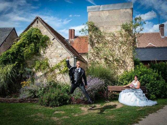 Le mariage de Vincent et Annabelle à Glaignes, Oise 23