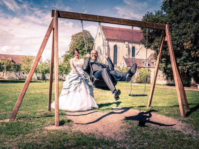 Le mariage de Vincent et Annabelle à Glaignes, Oise 32