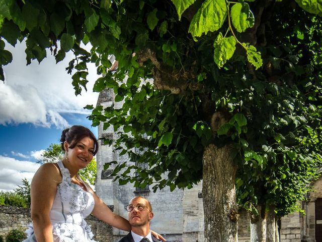 Le mariage de Vincent et Annabelle à Glaignes, Oise 34