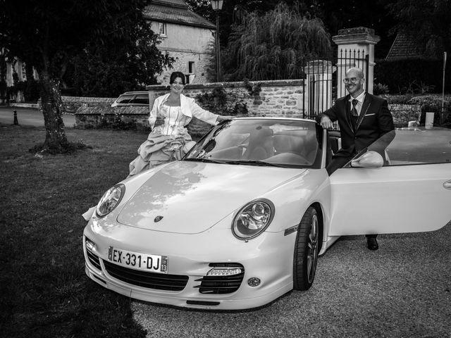 Le mariage de Vincent et Annabelle à Glaignes, Oise 41
