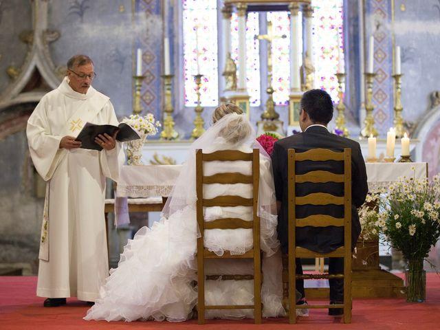 Le mariage de Remy et Sophie à Tullins, Isère 12