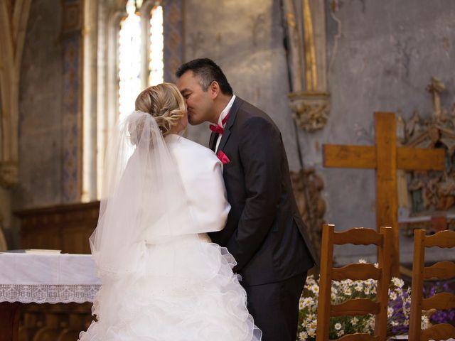 Le mariage de Remy et Sophie à Tullins, Isère 15